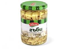 Култивирани печурки, нарязани • 580 мл